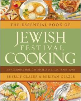 Book cover Jewish Festival Cooking