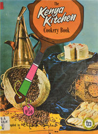 Book cover Kenya Kitchen