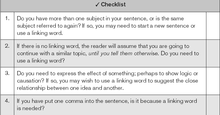 Grammar Toolkit/Sentence errors - Centre for Learning and Study