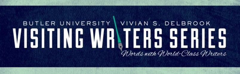 Visiting Writers Series: Words with World-Class Writers