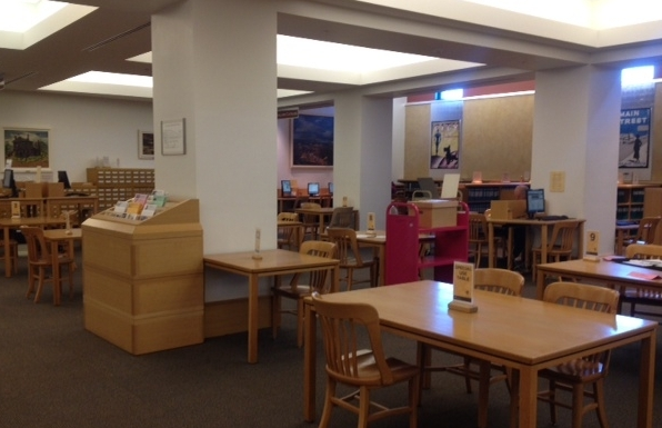 Weyerhaeuser Reading Room - Using the Minnesota Historical Society