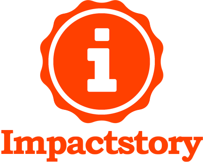 Logo for Impact Story