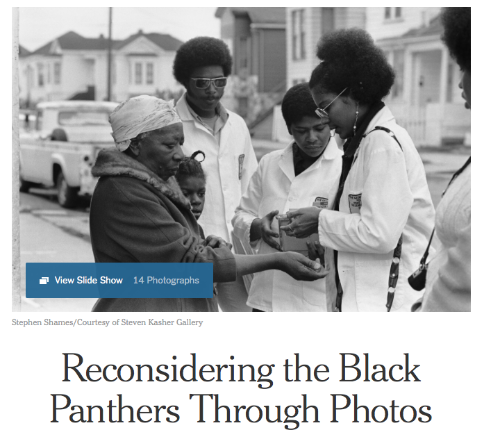 Image from New York Times Article with photo by Stephen Shames
