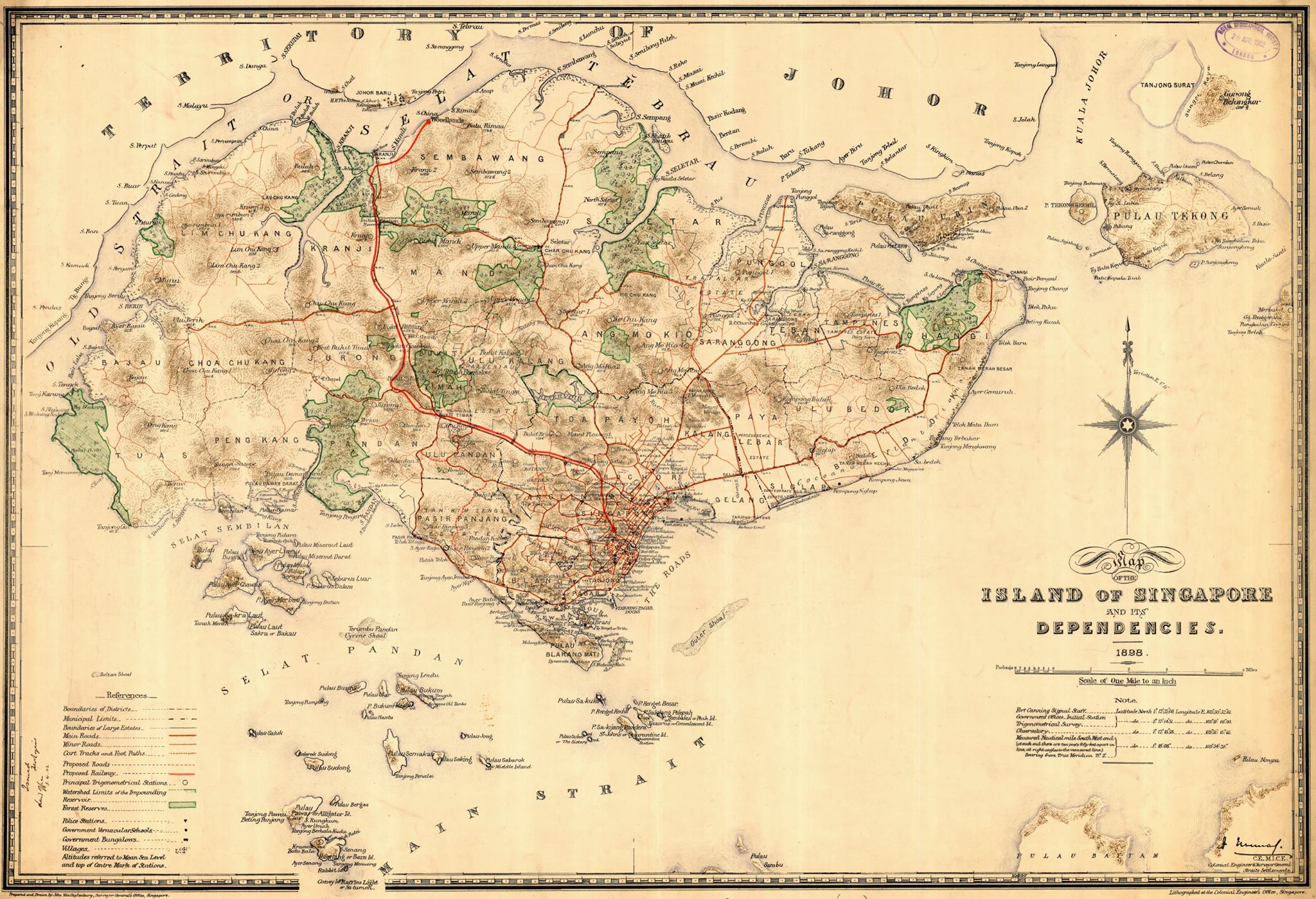 Colonisation - Singapore History - Tanglin LibGuides at