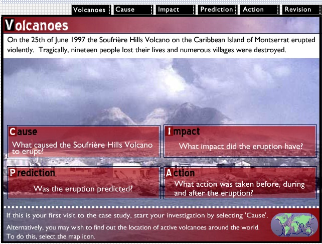 Resources And Revisions Ks3 Geography Tectonic Hazards Tanglin