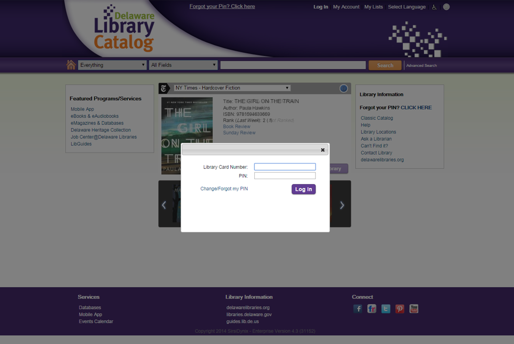 How do I reserve books or other library materials? - Ask a Librarian