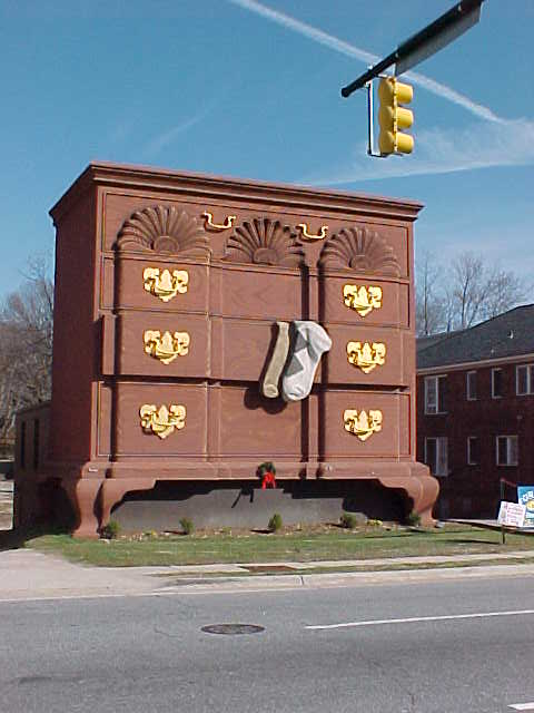giant chest of drawers in High Point