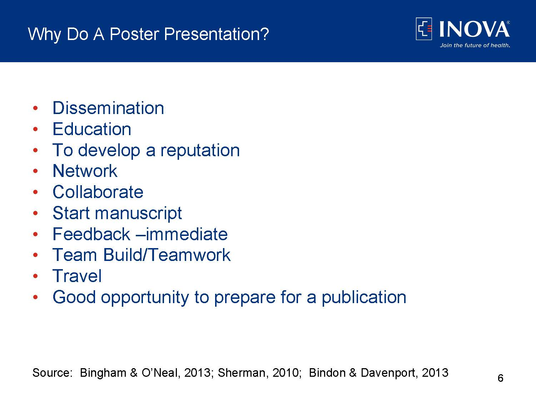 poster presentation ppt