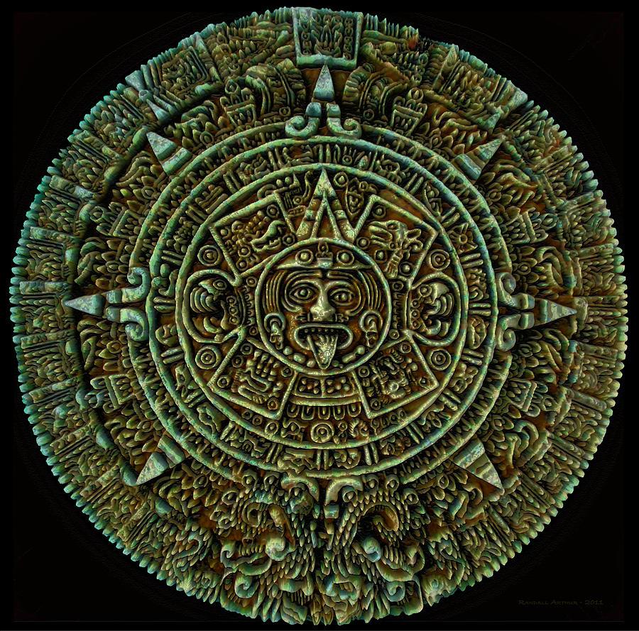символы майя и ацтеков их значение фото передачи живая анимация