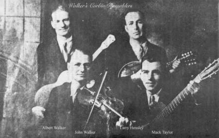Walker's Corbin Ramblers via https://oldtimeparty.wordpress.com/2013/05/01/john-v-walker-corbins-finest/