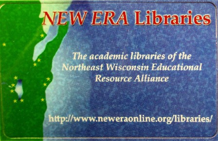 New Era Library card