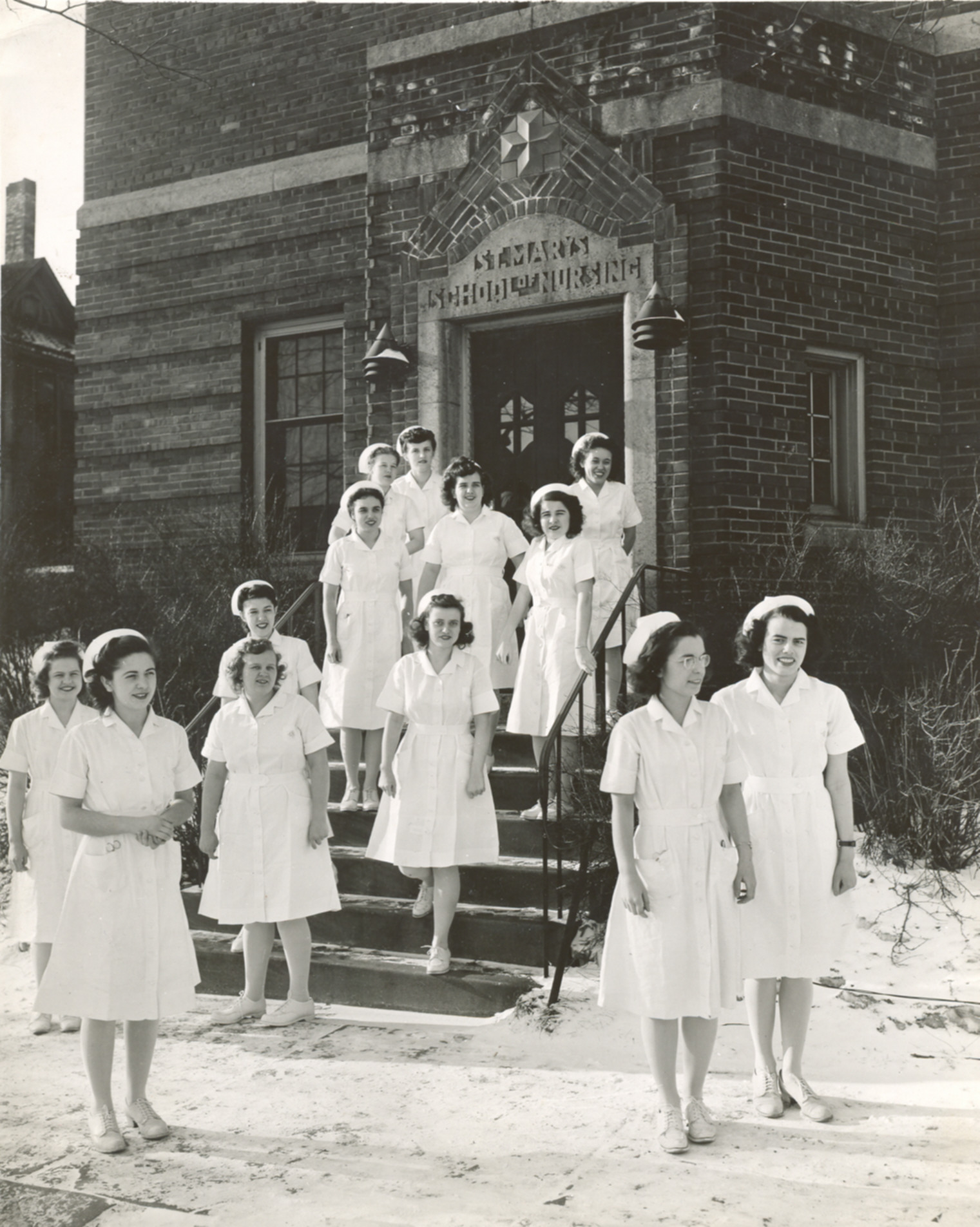 1948 Nursing Students
