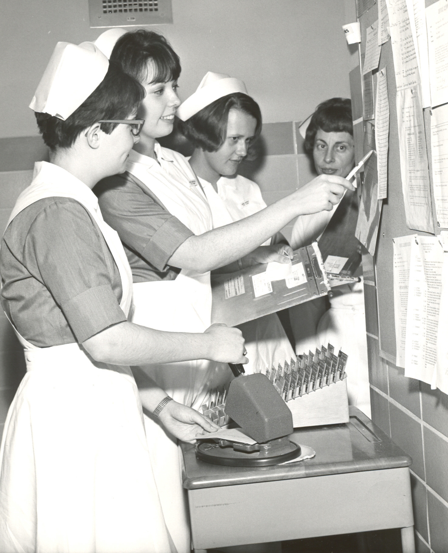 1969 Nursing Students