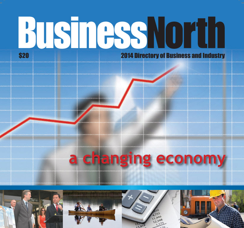Cover of 2014 Business North