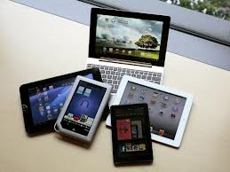 Array of Tablets