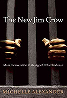 Book cover: The New Jim Crow