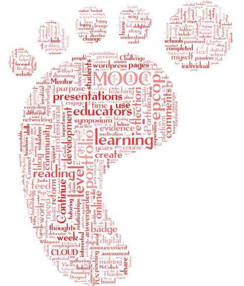 develop my digital footprint - how do i