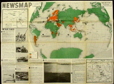 image of a newsmap maps