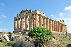 Ancient Greek Temple of Hera