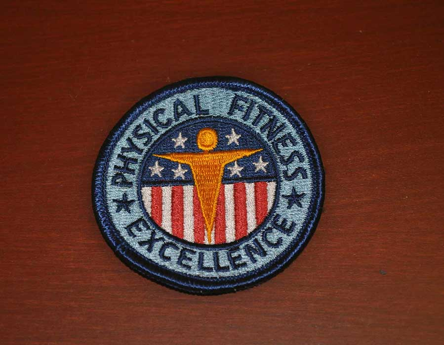 Physical Fitness Patch, 1980s to present