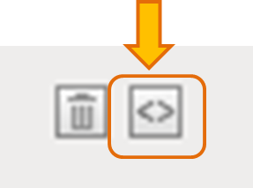 Embed icon in VAST