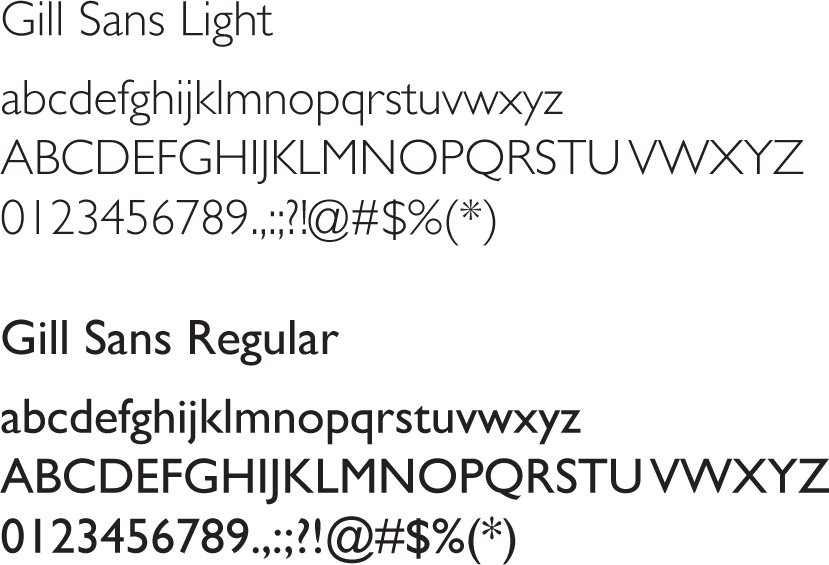 Typography - MBLC Brand Guide - Resource Guides at