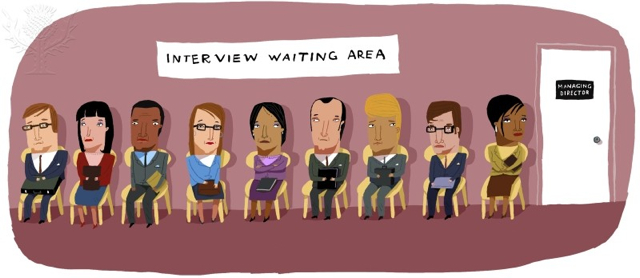 'Interview', 2007, by John Holcroft - Britannica ImageQuest