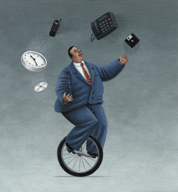 Time Management, John Holcroft, 20th Century, Britannica ImageQuest