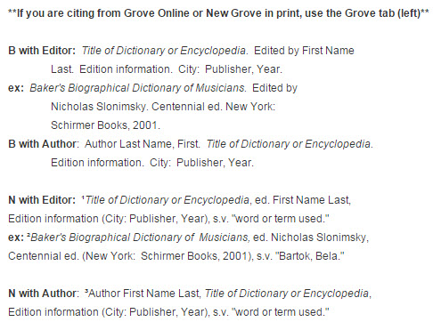 how to cite footnotes