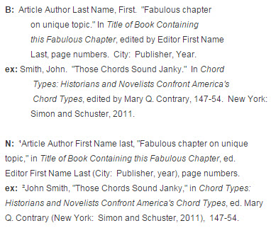 chicago style citation footnotes essay This section contains information on the chicago manual of style  including  block quotations, notes, bibliography entries, table titles, and.