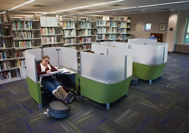 Green Study Pods