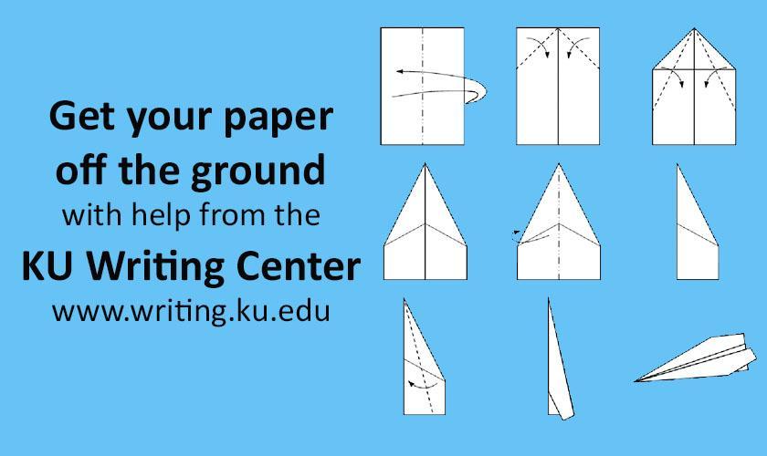 Promo for KU Writing Center
