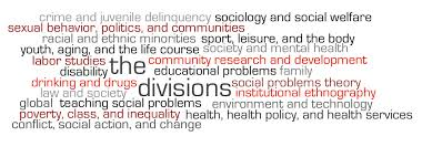 Sociology terms