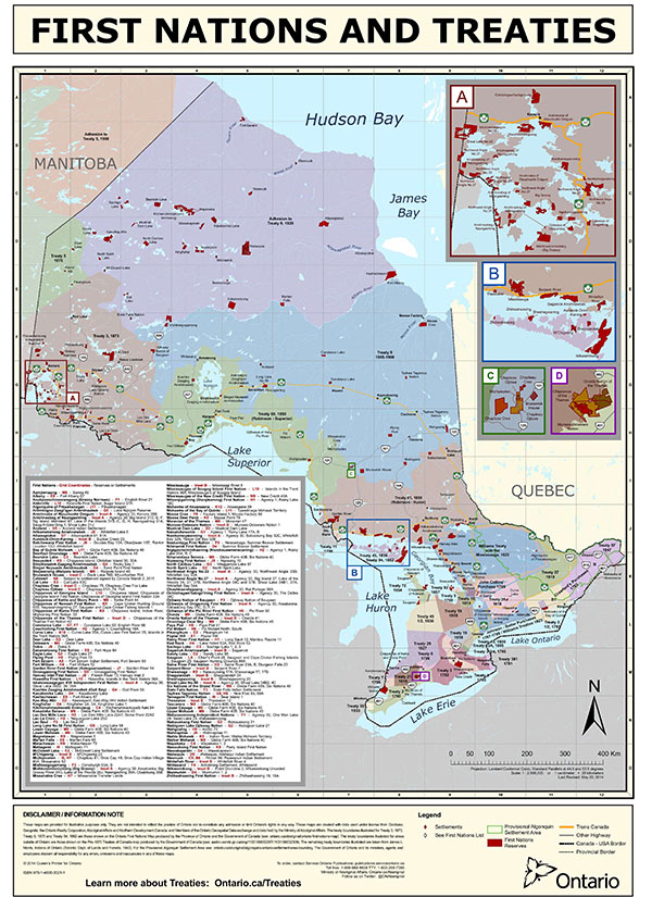 Grade 9 Map Of Canada Assignment.Treaty Resources Teaching Materials Aboriginal Education K 12