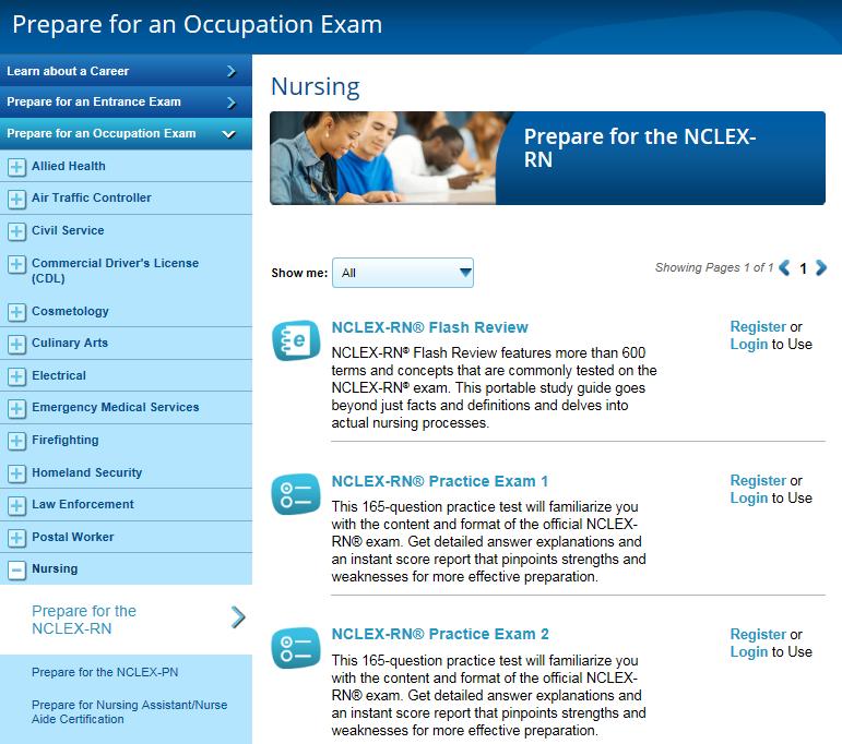 NCLEX-RN - Critical Nursing Resources - LibGuides at Palm Beach