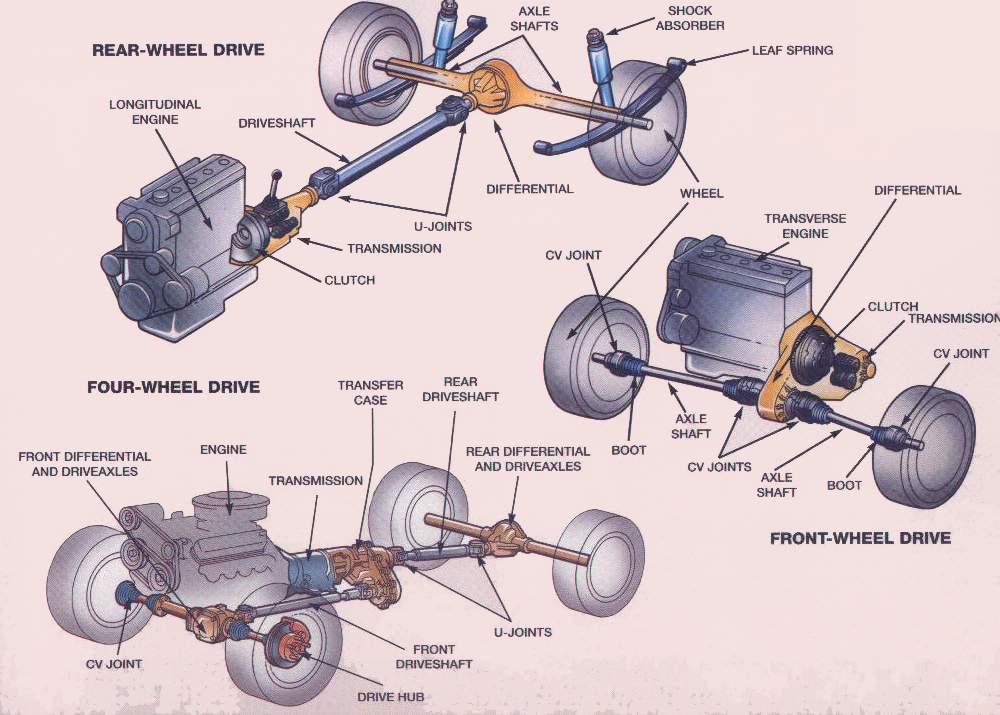 Vehicle Driveline Diagram Best Secret Wiring Diagram