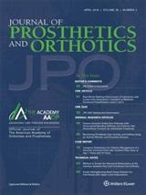Journal of Prosthetics and Orthotics