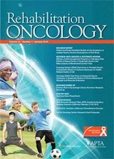 Rehabilitation Oncology