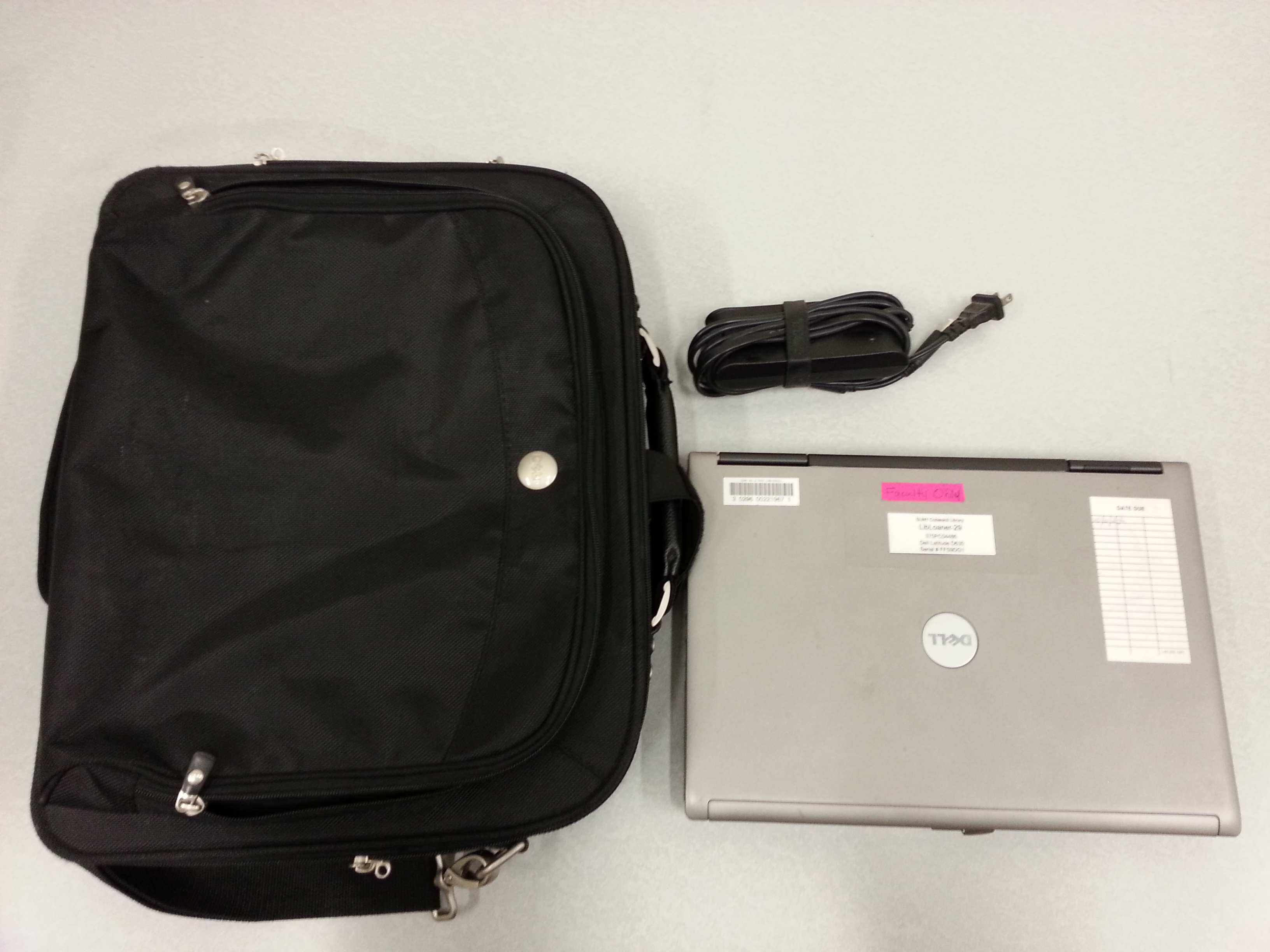 faculty laptop kit