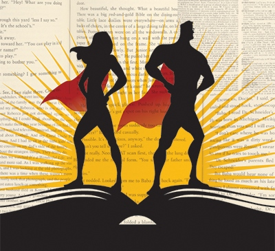 Banned Books Week 2016 Heroes