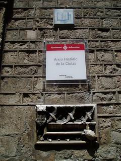 Arxiu Històric de la Ciutat per uayebt