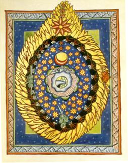 Santa Hildegarda. Der Makrokosmos