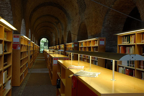 Biblioteca de l'IUHJVV