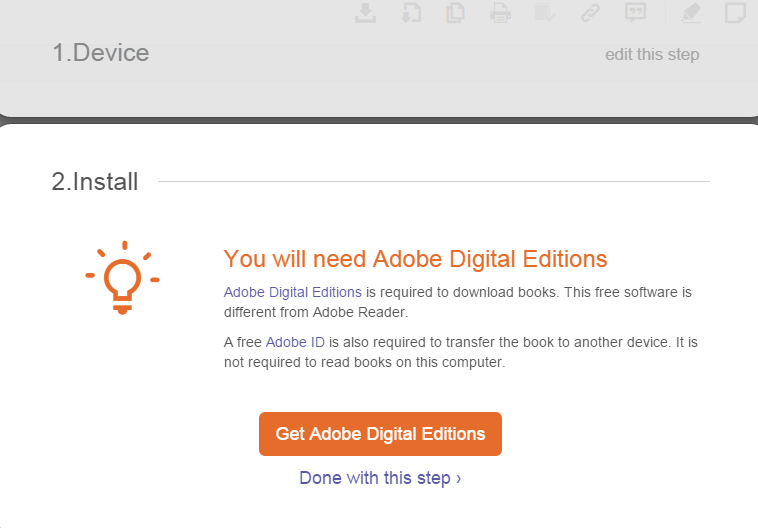 Downloads - Adobe Digital Editions
