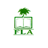 Fiji Library Association logo