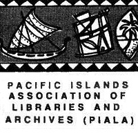 Pacific Islands Association of Libraries, Archives, and Museums (PIALA) logo