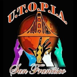 U.T.O.P.I.A. - San Francisco logo