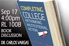 _Completing College_ book cover