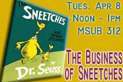 Cover of Dr. Seuss's The Sneetches and Other Stories