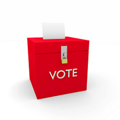 Ballot box image from FutUndBeidl https://www.flickr.com/photos/61423903@N06/8076635893